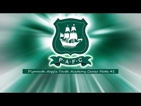 FIFA 16 | Plymouth Argyle Youth Academy Career Mode #1 | First game and first season