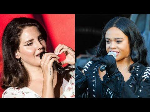 Azealia Banks vs Lana Del Rey — Twitter beef with receipts Mp3