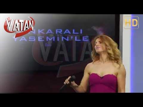 Ankaralı Yasemin Ve Süslü Ali Vatan Tv Ekranlarında Yalan Dünya ( Canlı Yayın )