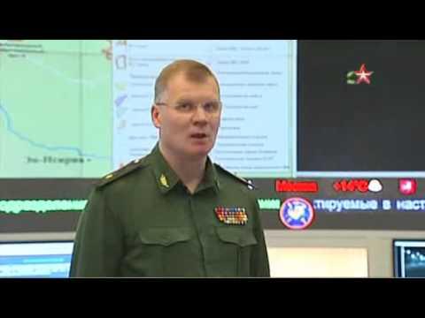 За день авиация ВКС РФ нанесла шесть ударов по объектам ИГ