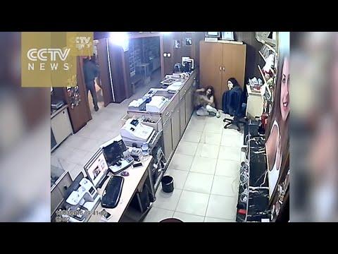 Exclusive: Surveillance camera footage reveals impact of Ankara bombing