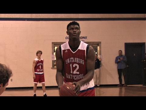 Zion Williamson 36 Points vs. Oakbrook Prep! (Full Highlights)