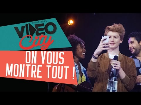 [VLOG #2] LOLA fait le koala, AWA un coeur à prendre... VIDEO CITY PARIS 2015