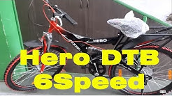 Hero DTB 6Speed Unboxing And Review | specification