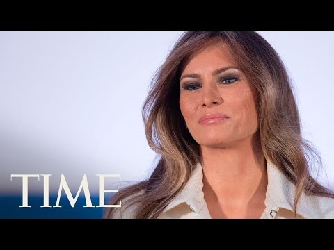 Melania Trump: 'The Time For Empowering Women Around The World Is Now' | TIME