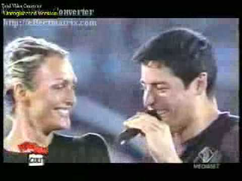 Chayanne y Ana