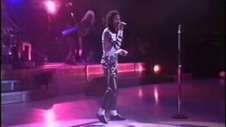Michael Jackson - Bad Tour Tokyo '88 report