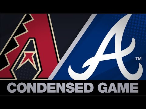 Condensed Game: ARI@ATL - 4/16/19