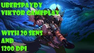 Paladins Viktor Gameplay