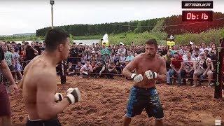 ХАБИБ против БОРОДАЧА !!! Крутой Бой !!!