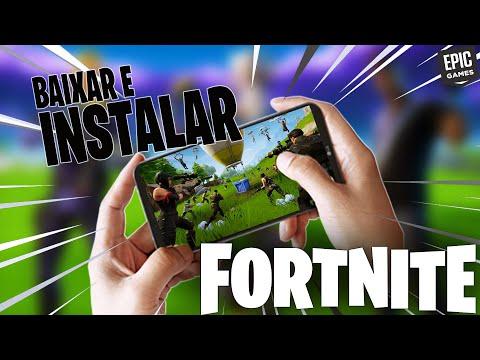 👉-como-baixar-e-instalar-fortnite-no-celular-direto-pela-epic-games-mobile-2020-free -jhonatan-braga