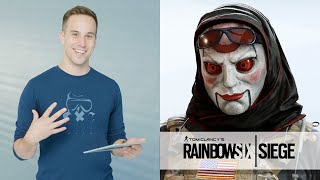 Ubisoft Reviews Your Rainbow Six Siege Characters | Ars Technica