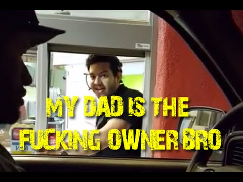 Del Taco Drive Thru Manager - Instant Karma / Instant Justice - Fired after being rude to customers