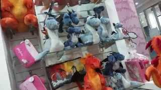 טיול סינימה סיטי ראשון לציון חנויות מגניבות טויס אר אס .הלו קיטי ועודmickymt007