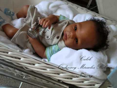 African American Reborn Shyann From Mary S Sugar Babies
