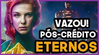 VAZOU! CENAS PÓS-CRÉDITO DE OS ETERNOS VAI EXPLICAR OS X-MEN