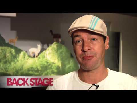 'Matthew Modine Saves the Alpacas': French Stewart