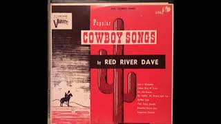 Red River Dave – Popular Cowboy Songs