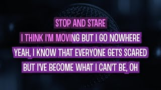 Stop And Stare (Karaoke Version) - One Republic | TracksPlanet
