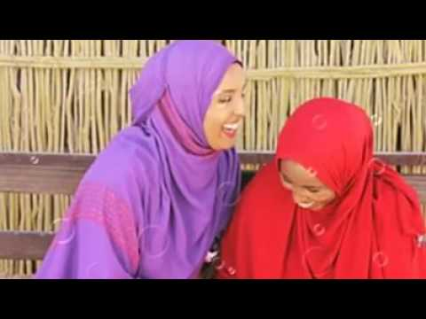Two funny girls from ijara don't Lough.