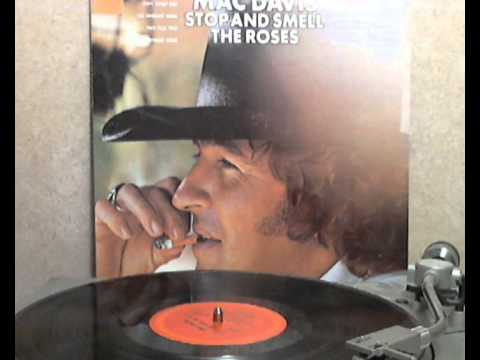 Mac Davis  One Hell of a Woman original Lp version