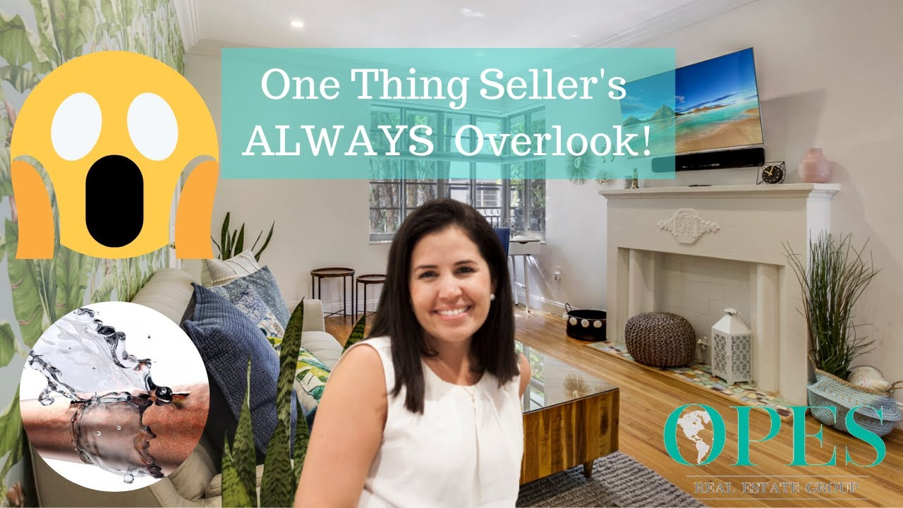 Don't Overlook This Problem When Selling Or Buying Your Home!