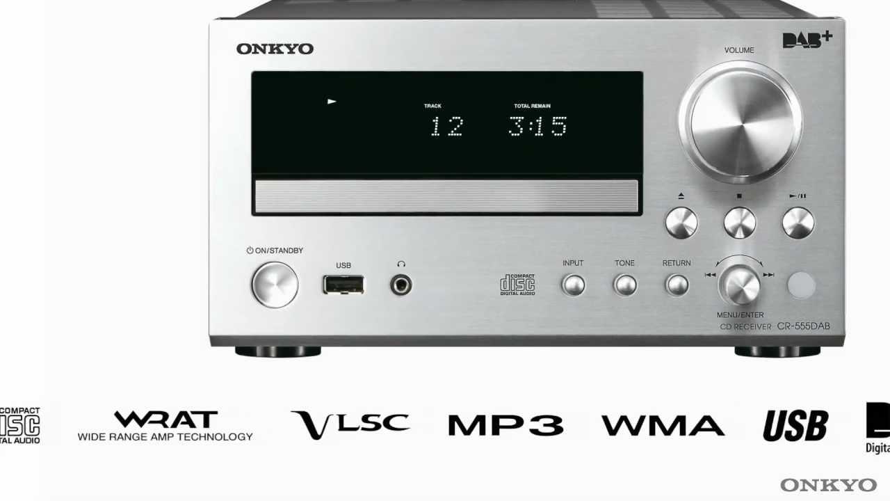 iphone radio tuner onkyo cs 555dab vorschau cd hifi mini system ipod iphone 3035