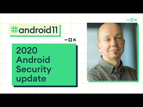 2020 Android security