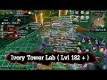watch he video of Lineage 2 Revolution Ivory Tower Laboratory lvl 182+ ( Farming POB )