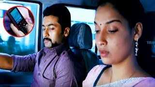 Suriya Latest Blockbuster Movie Interesting Scene | Telugu Scenes | Theater Movies