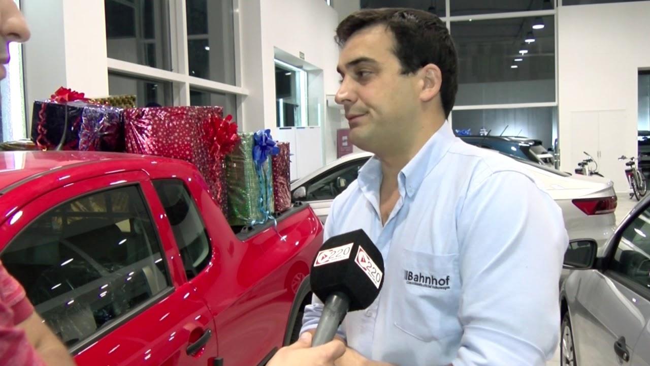 Bahnhoff presentó su nuevo local en Mercedes