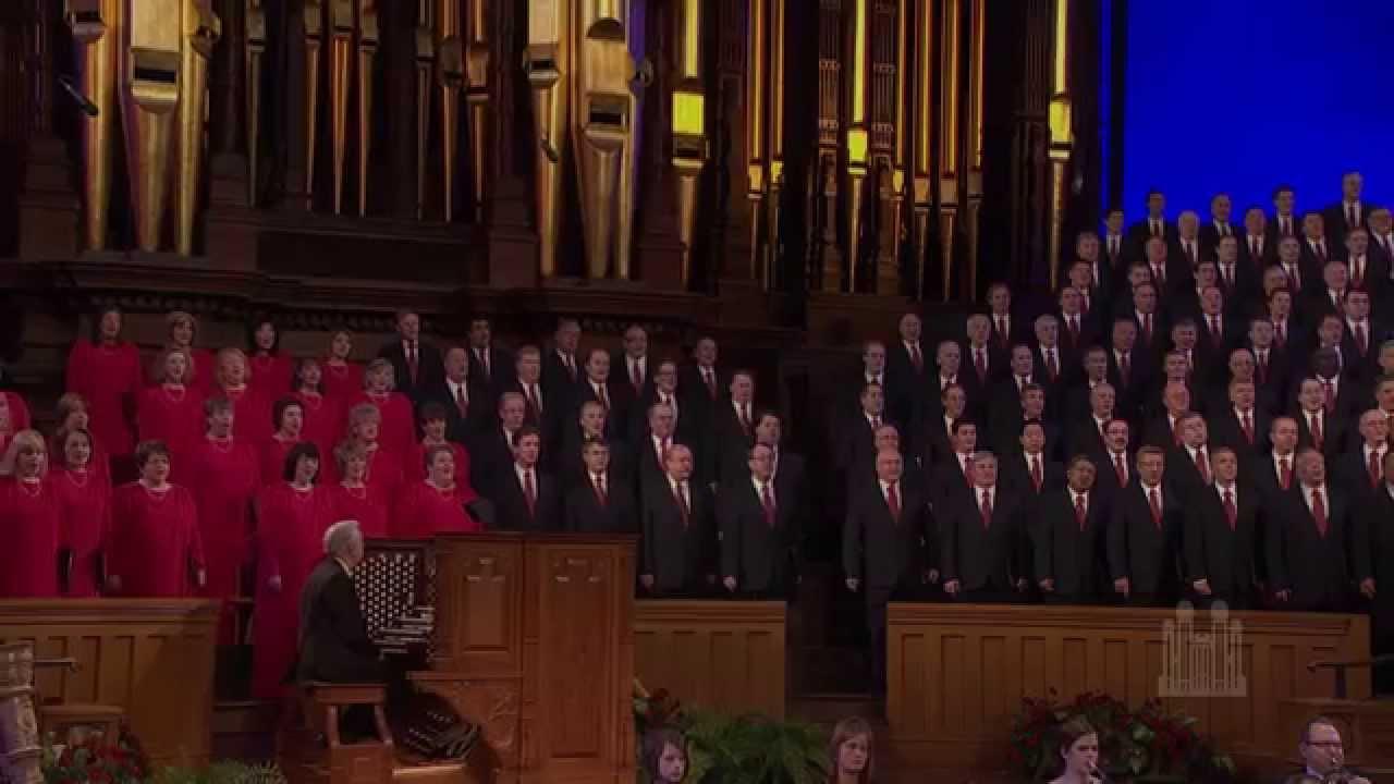 A Child S Prayer Mormon Tabernacle Choir Youtube