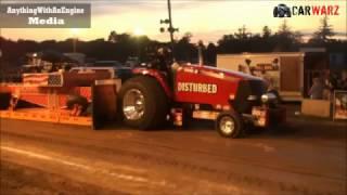 MTTP Truck Pulls At Holland MI - Super Farm Tractor Class July 2016