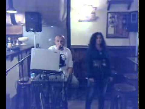 Davide Tortorelli e Manuela kantano Cùmmè al Liberty Bell.flv