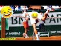 TOP Ridiculous Moments & Insane Players Reactions In Tennis History | HD