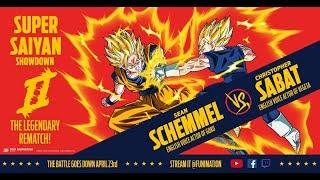 Super Saiyan Showdown 2 - The Legendary Rematch!
