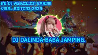 Download Lagu TERBARU dj DALINDA baba JAMPING cocok buat editor mp3