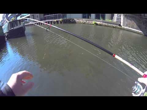 London canal pike presented by Zoltan Biri