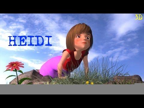 HEIDI in 3D: canta Elisabetta Viviani - Canzoni per bambini e bimbi