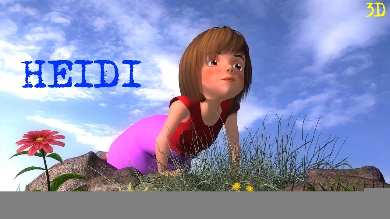Dvd heidi va in città il film sorrisi e canzoni tv cartoni animati