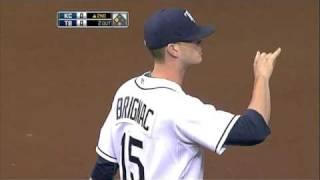2010/04/29 Brignac's sliding stop
