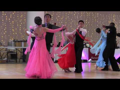 Silver Standard Tango Round 1 (Alan, Valeria, Richard)