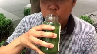 山口敏太郎の食いしん坊  コールドプレスジュース thumbnail