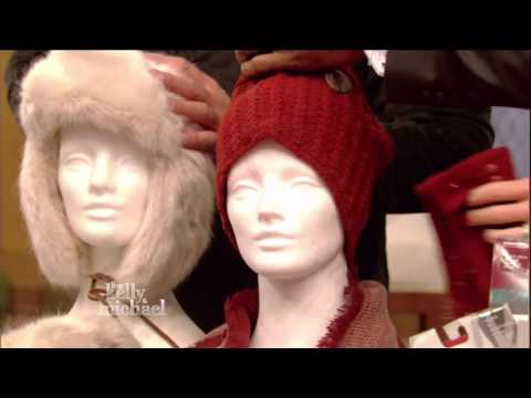 Live! with Kelly and Michael - Holiday Gift Guide - American Eagle
