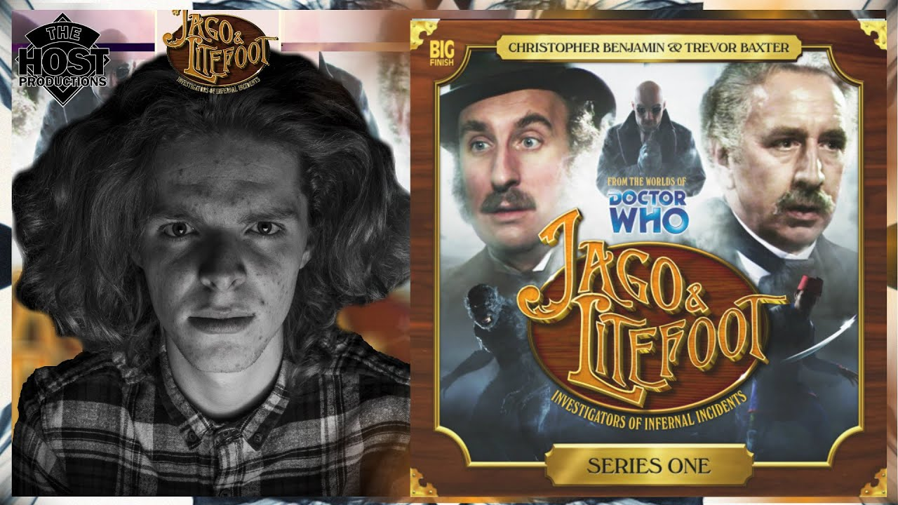 Doctor Who | Big Finish Jago & Litefoot Review: Series One