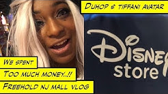 duhop We spent too much money at the mall birthday gift shopping vlog
