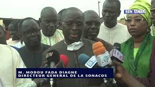 MODOU DIAGNE FADA: IL NOUS FAUT BEAUCOUP TRAVAILLER POUR HONORER NOS ENGAGEMENTS