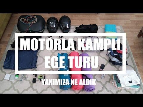 Yanimiza Ne Aldik - Motorla Kampli Ege Turu