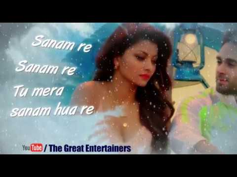 Sanam Re | Lyrical | WhatsApp Status Song - YouTube
