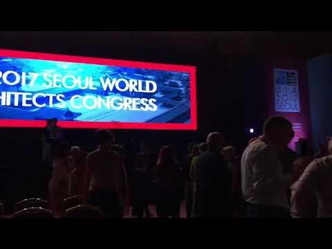 Opening UIA 2017 Seoul World Architects Congress